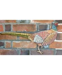 Pheasant Wall Plaque