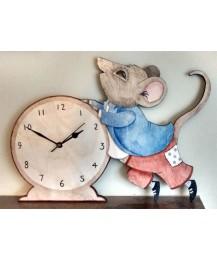 Johnnie Clock