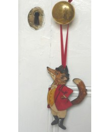 Fox Standing Door Hanger