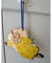 Angel Mouse Door Hanger