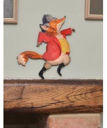 Rodney Fox Wall Plaque