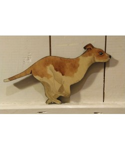 Hound Wall Plaque
