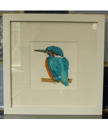 Kingfisher Original Watercolour