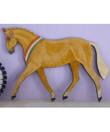 Show Pony Wall Plaque